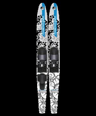 Лыжи GLOBE водные подростковые, 150 см