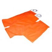 Флаг для водных лыж, оранжевый