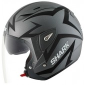 Шлем открытый RSJ ST STARRY MATT Shark